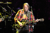 ATLANTIC CITY, NJ - DECEMBER 6 :  Neil Young and Crazy Horse perform a benefit concert for Hurricane Sandy at Borgata Casino in Atlantic City, New Jersety on December 6, 2012  © Star Shooter / MediaPunch Inc /NortePhoto /NortePhoto©