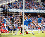 14.07.2019: Rangers v Marseille: Connor Goldson scores goal no 3