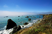 Coastline, Sonoma County, California (NC)
