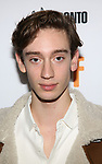 Théodore Pellerin attends the TIFF Soiree during the 2017 Toronto International Film Festival at TIFF Bell Lightbox on September 6, 2017 in Toronto, Canada.