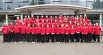 Team Wales team photo prior to leaving for the Bahamas 2017 Youth commonwealth games - Sport Wales National centre - Sophia Gardens  - Saturday 15th July 2017 - Wales <br /> <br /> &copy;www.Sportingwales.com - Please Credit: Ian Cook - Sportingwales