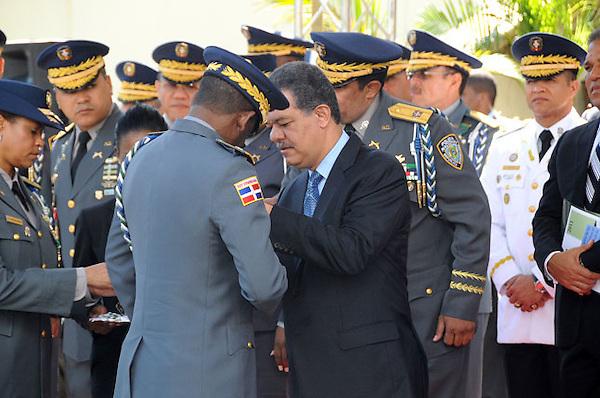 Mandatario preside encuentro con integrantes del Consejo Superior Policial