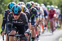 Picture by Alex Whitehead/SWpix.com - 09/09/2017 - Cycling - OVO Energy Tour of Britain - Stage 7, Hemel Hempstead to Cheltenham - Michal Kwiatkowski.