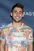 """LOS ANGELES - AUG 27:  Dom Chambers at the """"America's Got Talent"""" Season 14 Live Show Red Carpet at the Dolby Theater on August 27, 2019 in Los Angeles, CA"""