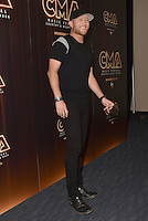 11 June 2016 - Nashville, Tennessee - Cole Swindell. 2016 CMA Music Festival Nightly Press Conference held at Nissan Stadium. Photo Credit: AdMedia