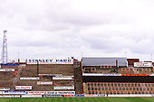 Bllomfield Road ground 23/06/00..Kop prior to demolition......© Phill Heywood.tel 07806 775649
