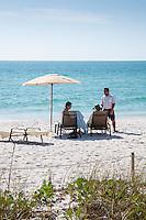 Vanderbilt Beach in Naples, March 2, 2012. Debi Pittman Wilkey.