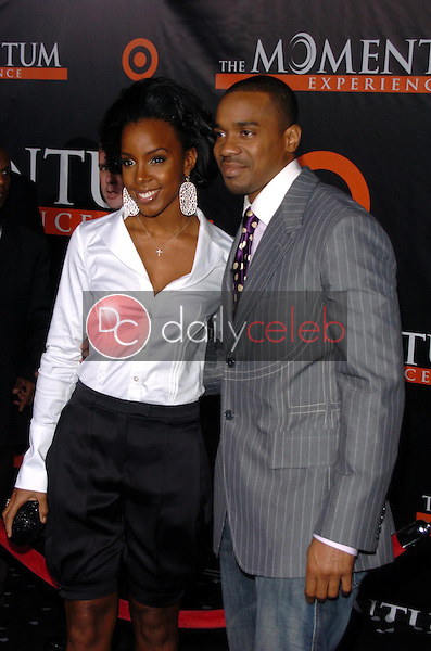 """Kelly Rowland and Duane Martin<br />at the premiere of """"The Seat Filler"""". El Capitan Theatre, Hollywood, CA. 02-22-06<br />Dave Edwards/DailyCeleb.com 818-249-4998"""