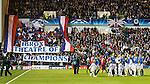 241110 Rangers v Manchester Utd