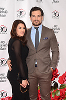 LOS ANGELES - APR 7:  Giacomo Gianniotti at the My Friend's Place 30th Anniversary Gala on the Hollywood Palladium on April 7, 2018 in Los Angeles, CA