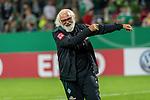 10.08.2019, wohninvest Weserstadion, Bremen, GER, DFB-Pokal, 1. Runde, SV Atlas Delmenhorst vs SV Werder Bremen<br /> <br /> DFB REGULATIONS PROHIBIT ANY USE OF PHOTOGRAPHS AS IMAGE SEQUENCES AND/OR QUASI-VIDEO.<br /> <br /> im Bild / picture shows<br /> <br /> Abschied von  Friedrich Munder (Zeugwart Werder Bremen) - letztes Spiel - geht in den Ruhestand<br /> Foto © nordphoto / Kokenge