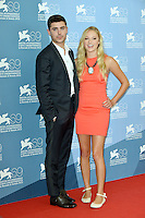 "August 31, 2012: Zac Efron and Maika Monroe attend the ""At Any Price"" Photocall during the 69th Venice International Film Festival at Palazzo del Casino in Venice, Italy..Credit: © F2F / MediaPunch Inc."