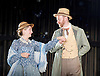 Three Days in the Country<br /> by Patrick Marber, after Turgenev <br /> at the Lyttelton Theatre, NT, Southbank, London, Great Britain <br /> press photocall<br /> 27 July 2015 <br /> <br /> <br /> <br /> Mark Gatiss as Dr Shpigelsky<br /> Lynn Farleigh as Anna <br /> <br /> <br /> <br /> Photograph by Elliott Franks <br /> Image licensed to Elliott Franks Photography Services