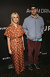 "Rachel Antonoff and Jack Antonoff Attends the Broadway Opening Night Arrivals for ""Burn This"" at the Hudson Theatre on April 15, 2019 in New York City."