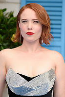 """Jessica Keenan Wynn<br /> arriving for the """"Mama Mia! Here We Go Again"""" World premiere at the Eventim Apollo, Hammersmith, London<br /> <br /> ©Ash Knotek  D3415  16/07/2018"""
