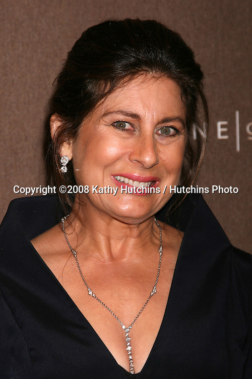 Paula Wagner.Costume Designer Awards 2008 - Arrivals.Regent Beverly Wilshire Hotel.Beverly Hills, CA.February 19, 2008.©2008 Kathy Hutchins / Hutchins Photo....