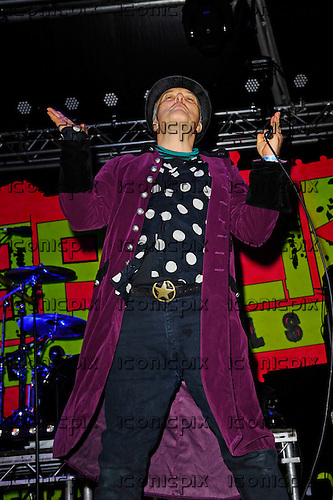 JELLO BIAFRA - performing live on the Tower Stage at the Rebellion Festival in Blackpool Lancashire UK - 07 Aug 2016.  Photo credit: Zaine Lewis/IconicPix