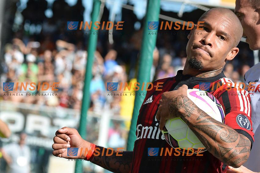 Nigel De Jong Milan <br /> Cesena 28-09-2014 Stadio Dino Manuzzi, Football Calcio Serie A Cesena - Milan. Foto Andrea Staccioli / Insidefoto