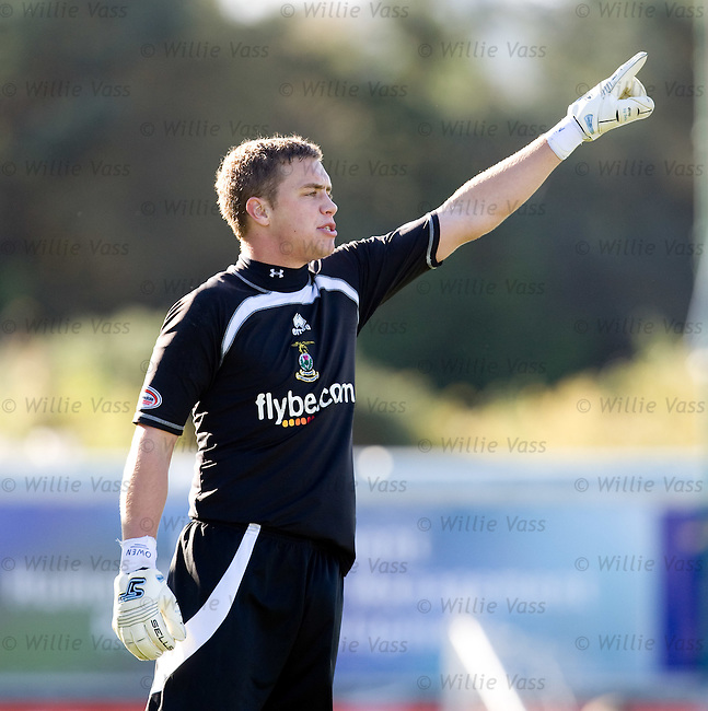 Michael Fraser, Inverness Caledonian Thistle
