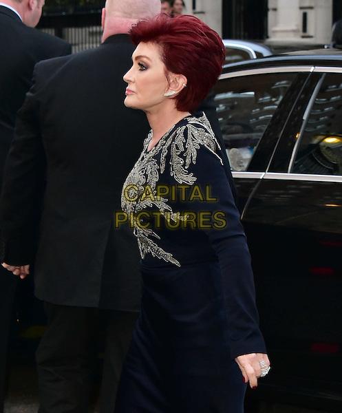 LONDON, ENGLAND - SEPTEMBER 28: Sharon Osbourne attends the Pride of Britain awards at The Grosvenor House Hotel on September 28, 2015 in London, England.<br /> CAP/JOR<br /> &copy;JOR/Capital Pictures