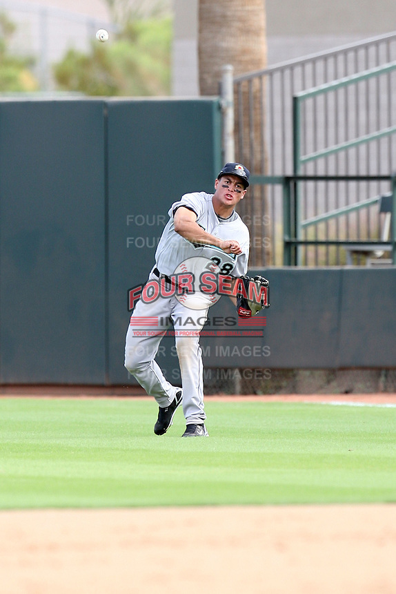 Mike Stanton - Mesa Solar Sox, 2009 Arizona Fall League.Photo by:  Bill Mitchell/Four Seam Images..