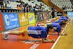 Catalunya vs Montenegro: 83-57.<br /> Georgina Bahi.