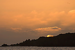 Socorro Island, Revillagigedos Islands, Mexico; sunset , Copyright © Matthew Meier, matthewmeierphoto.com All Rights Reserved