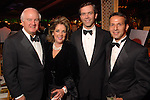 Dick and Ann Morrisoin with John Connwlly and Randy Fajkus at the Discovery Green Gala at Discovery Green Park downtown Saturday Feb. 23,2008.(Dave Rossman/For the Chronicle)
