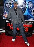 """LOS ANGELES, CA, USA - APRIL 16: Finesse Mitchell at the Los Angeles Premiere Of Open Road Films' """"A Haunted House 2"""" held at Regal Cinemas L.A. Live on April 16, 2014 in Los Angeles, California, United States. (Photo by Xavier Collin/Celebrity Monitor)"""