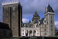Europe/France/Aquitaine/64/Pyrénées-Atlantiques/Pau: Le château