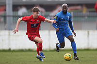 Junior Dadson of Barking during Barking vs South Park, BetVictor League South Central Division Football at Mayesbrook Park on 7th March 2020