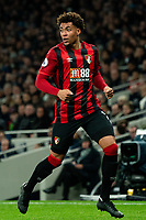 Bournemouth's Arnaut Danjuma during the match against Tottenham Hotspur<br /> <br /> Photographer Stephanie Meek/CameraSport<br /> <br /> The Premier League - Tottenham Hotspur v Bournemouth - Saturday 30th November 2019 - Tottenham Hotspur Stadium - London<br /> <br /> World Copyright © 2019 CameraSport. All rights reserved. 43 Linden Ave. Countesthorpe. Leicester. England. LE8 5PG - Tel: +44 (0) 116 277 4147 - admin@camerasport.com - www.camerasport.com