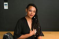 Léonora Miano, é una scrittrice camuranese. © Leonardo Cendamo
