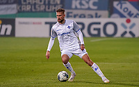 Tobias Kempe (SV Darmstadt 98) - 29.10.2019: SV Darmstadt 98 vs. Karlsruher SC, Stadion am Boellenfalltor, 2. Runde DFB-Pokal<br /> DISCLAIMER: <br /> DFL regulations prohibit any use of photographs as image sequences and/or quasi-video.