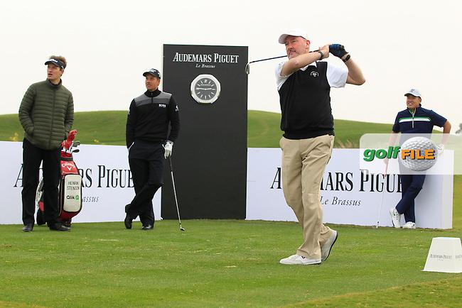 Audemars Piguet customer day Lenhai International Golf Club, Shanghai China.<br /> Picture Fran Caffrey | Golffile<br /> <br /> All photo usage must carry mandatory copyright credit (&copy; Golffile | Fran Caffrey)