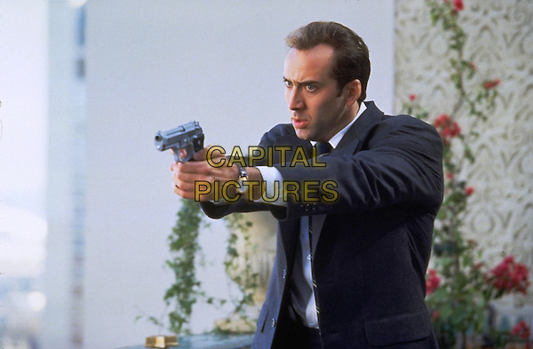 Nicolas Cage<br /> in The Rock (1996) <br /> *Filmstill - Editorial Use Only*<br /> CAP/NFS<br /> Image supplied by Capital Pictures