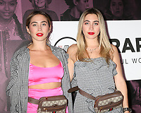 LOS ANGELES - NOV 1:  Alli Kaplan, Lexi Kaplan, Kaplan Twins at the Power Women Summit - Thursday at the InterContinental Los Angeles Hotel on November 1, 2018 in Los Angeles, CA