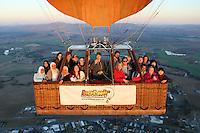 20150815 August 15 Hot Air Balloon Gold Coast