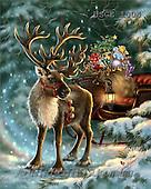 Dona Gelsinger, CHRISTMAS SANTA, SNOWMAN, classical, paintings(USGE1004,#X#) Weihnachtsmänner, Papá Noel, Weihnachten, Navidad, illustrations, pinturas klassisch, clásico