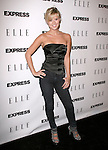 "Sasha Jackson attends the ELLE and Express ""25 at 25"" Event held at The Palihouse Holloway in West Hollywood, California on October 07,2010                                                                               © 2010 Hollywood Press Agency"