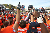 20101030 Miami Virginia NCAA Football