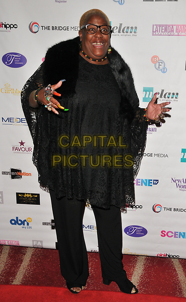 Sandra Martin at the 12th Annual Screen Nation Film &amp; Television Awards 2017, Park Plaza Riverbank Hotel, Albert Embankment, London, England, UK, on Sunday 07 May 2017.<br /> CAP/CAN<br /> &copy;CAN/Capital Pictures