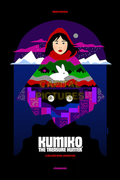 POSTER ART<br /> in Kumiko, the Treasure Hunter (2014)<br /> *Filmstill - Editorial Use Only*<br /> CAP/NFS<br /> Image supplied by Capital Pictures