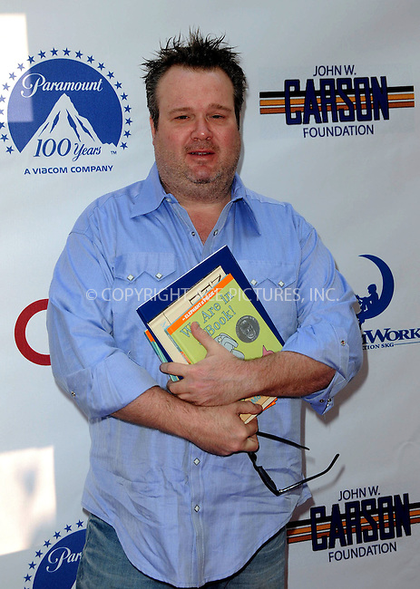 WWW.ACEPIXS.COM . . . . .  ....April 15 2012, LA....Eric Stonestreet arriving at the 3rd Annual Milk And Bookies Story Time Celebration at the Skirball Cultural Center on April 15, 2012 in Los Angeles, California.....Please byline: PETER WEST - ACE PICTURES.... *** ***..Ace Pictures, Inc:  ..Philip Vaughan (212) 243-8787 or (646) 769 0430..e-mail: info@acepixs.com..web: http://www.acepixs.com