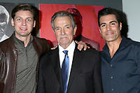 LOS ANGELES - FEB 7:  Donny Boaz, Eric Braeden and Jordi Vilasuso at the Eric Braeden 40th Anniversary Celebration on The Young and The Restless at the Television City on February 7, 2020 in Los Angeles, CA