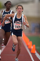 SAN ANTONIO, TX - MARCH 17, 2006: UTSA Relays Track & Field Meet - Day 1 at Jerry Comalander Stadium. (Photo by Jeff Huehn)