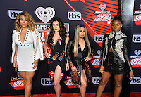 Fifth Harmony at the 2017 iHeartRadio Music Awards at The Forum, Los Angeles, USA 05 March  2017<br /> Picture: Paul Smith/Featureflash/SilverHub 0208 004 5359 sales@silverhubmedia.com