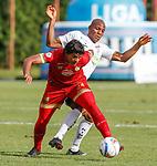 Rionegro igualó 1-1 ante Jaguares. Fecha 18 Liga Águila I-2018.