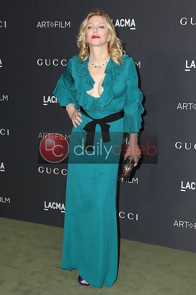 Courtney Love<br /> at the 2016 LACMA Art +  Film Gala, LACMA, Los Angeles, CA 10-29-16<br /> David Edwards/DailyCeleb.com 818-249-4998