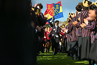 Kings College 1st XV v Sacred Heart College, Sacred Heart, Auckland, Saturday 26  May 2018. Photo: Simon Watts/www.bwmedia.co.nz